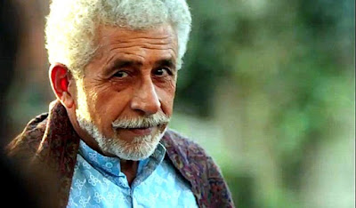 Bollywood actor Naseeruddin Shah