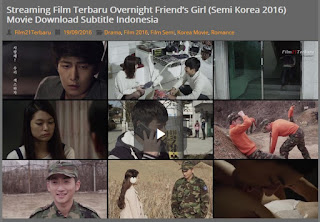 Film Semi Korea Overnight Friend's Girl 2016