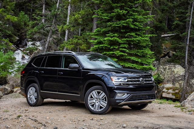 The 2018 Volkswagen Atlas: The New Family Mobile