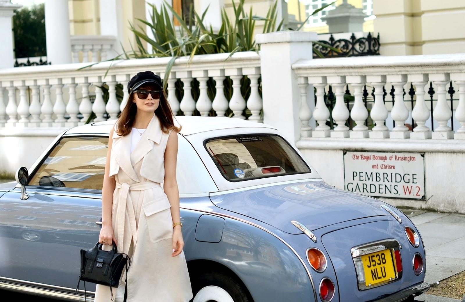 londyn | sesja w londynie | stylizacja do pracy