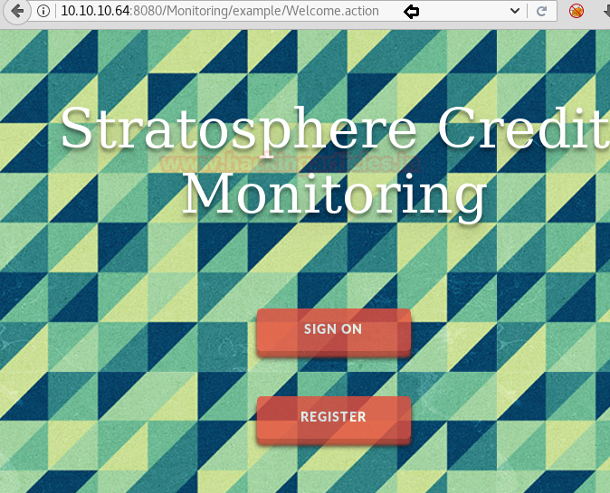 Hack the Box: Stratosphere Walkthrough