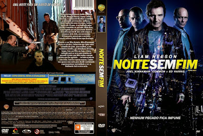 Filme Noite Sem Fim (Run All Night) DVD Capa