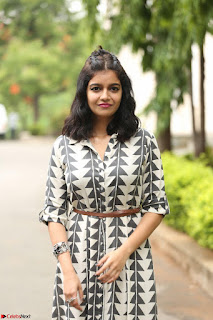 Swathi Reddy Looks super cute at London Babulu theatrical trailer launch ~  Exclusive 062.JPG