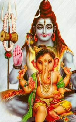 little-ganesha-with-his-father-shivji