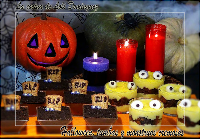 Halloween, tumba...