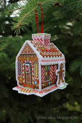Пряничный домик от Panna готов