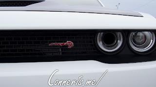 Dodge Challenger SRT Hellcat Front