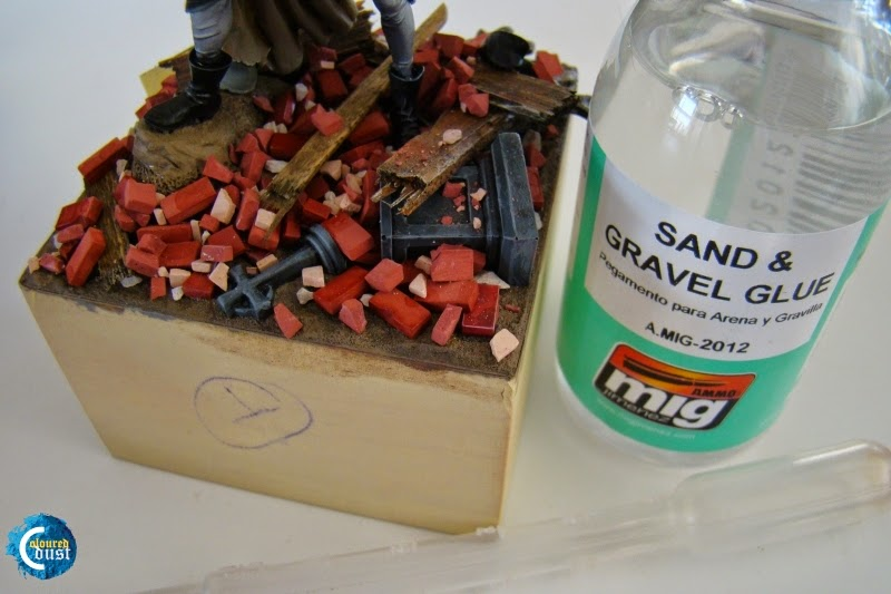 AMMO Sand & Gravel Glue