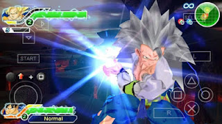 DBZ TTT(Xenoverse) Mods PPSSPP Download