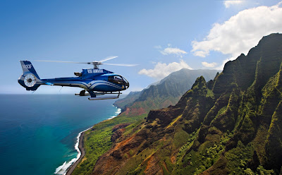 Helicopter Tours Halong Bay - a new experiences