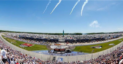History of Michigan International Speedway (MIS) #NASCAR