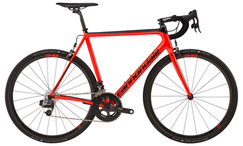 SUPERSIX EVO ETAP EN ROJO