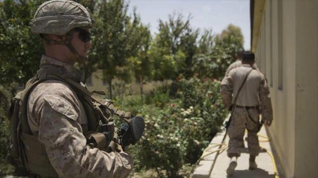"""""""EEUU y OTAN suministran armas de Daesh en Afganistán"""""""