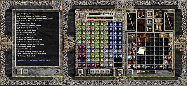 Lilura1: Modding Diablo 2