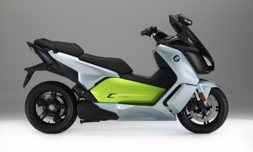 2017 BMW C Evolution Scooter Overview