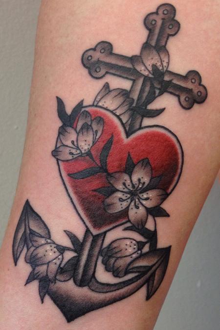 Usko Toivo Rakkaus Tatuointi