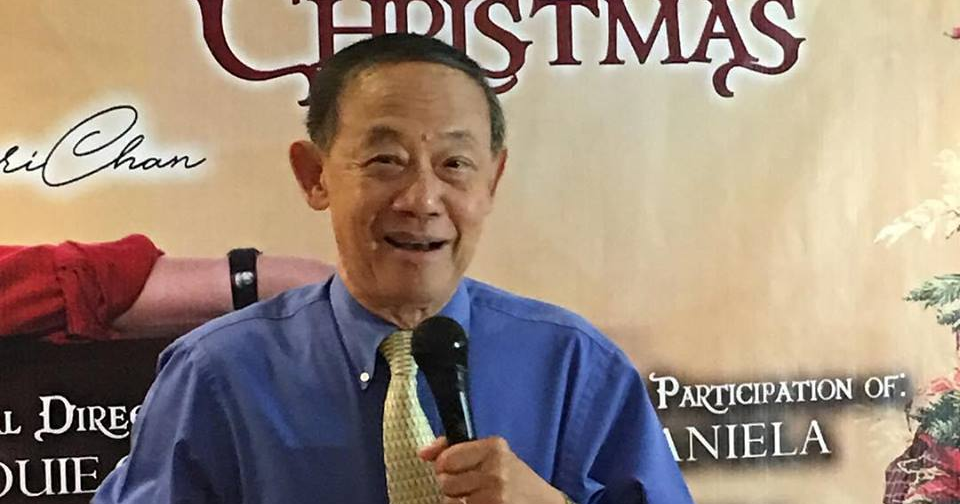 Jose Mari Chan Comes Up With A Christmas Concert At The Solaire Theatre On Saturday, December 22 ...