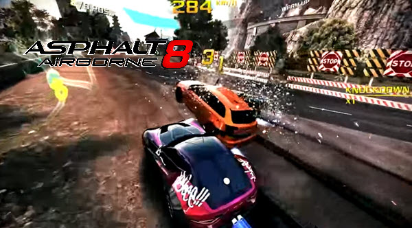 game online android Asphalt 8 Airborne