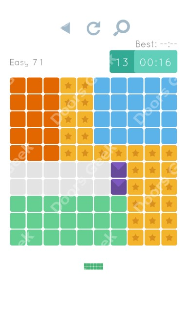 Cheats, Walkthrough for Blocks and Shapes Level 71
