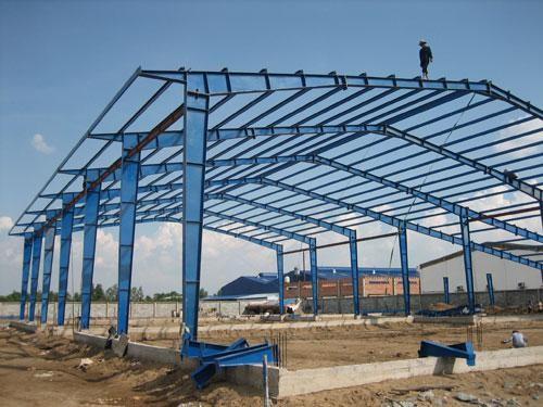 thi công xây dựng nhà xưởng