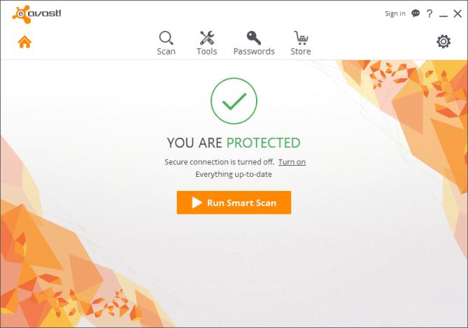 avast pro antivirus license file till 2020