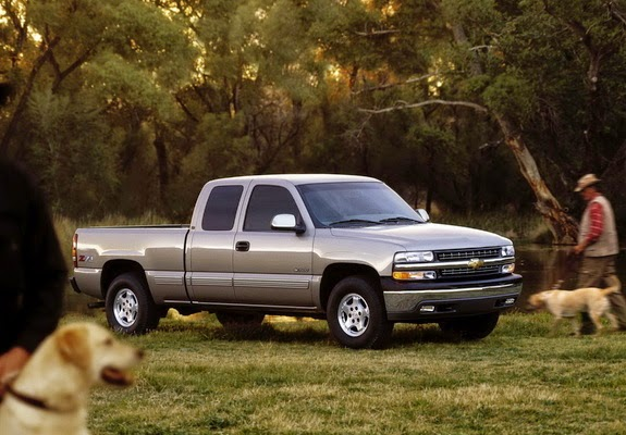 THE ULTIMATE CAR GUIDE: Chevrolet Silverado - Generation 1 ...