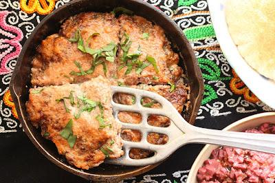 viande hachee recette orientale