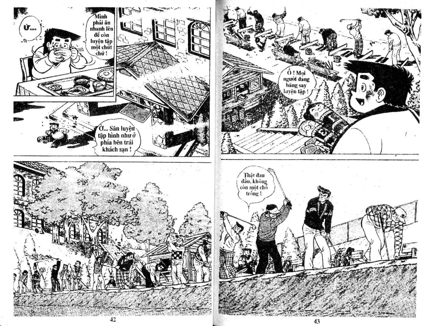 Ashita Tenki ni Naare chapter 15 trang 20