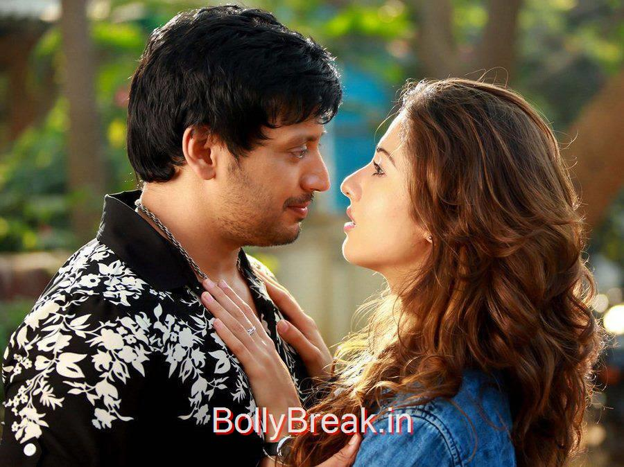 Prashanth-Saahasam Cinema Images, Actress Amanda Nargis Fakhri Hot Pics In Saahasam Movie