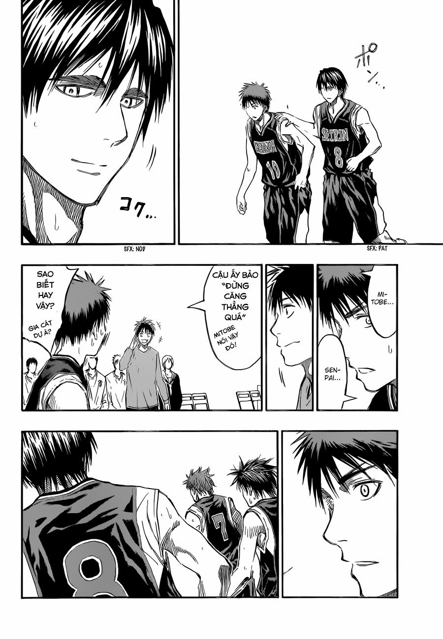 Kuroko No Basket chap 235 trang 12