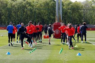 Daftar Pemain Manchester United Kontra Celta Vigo