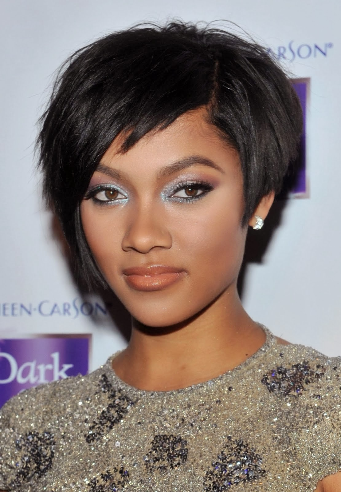 britishheartsxo: hairstyles for black women with short hair