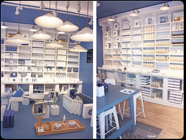 boutique Graine de Pastel du Marais à Paris