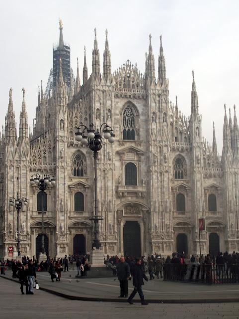 Que Visitar en la  Catedral de Milán