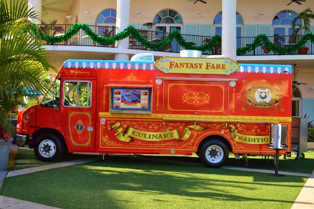Magic Kingdom Food Trucks