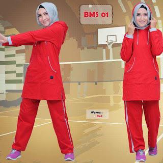 kaos-olahraga-muslim-BMS01-red