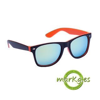 Gafas de sol personalizadas con logotipo web