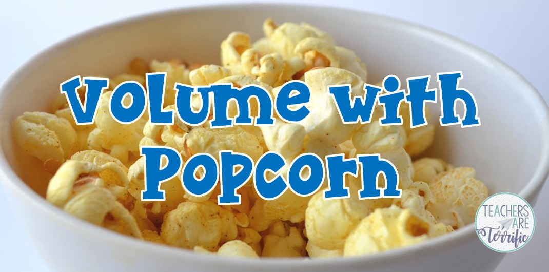 One of absolutely favorite STEM challenges is all about popcorn. Kids have to use a specific amount and build something! Check this blog post for a few details!