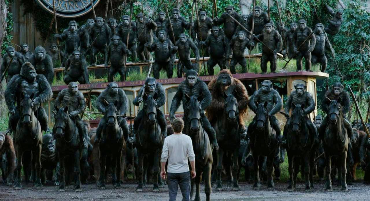 Dawn Of The Planet Of The Apes (2014) S4 s Dawn Of The Planet Of The Apes (2014)