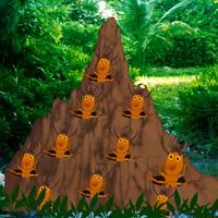 Wowescape Termite Mound Forest Escape