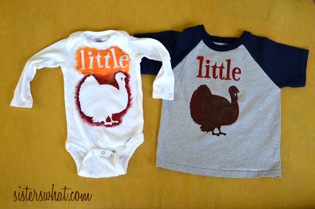 little turkey shirts