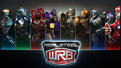 Real Steel World Robot Boeing