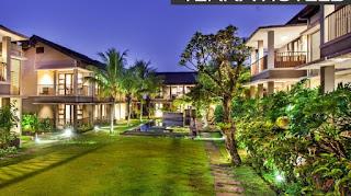 Ulasan Kamar yang ada di Summer Hill Private Villas & Family Hotel