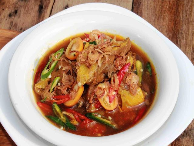 Resep Sup Asam Pedas Jamur Spesial Untuk Hidangan Berbuka Puasa
