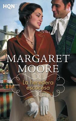 Margaret Moore - La Heredera Escocesa