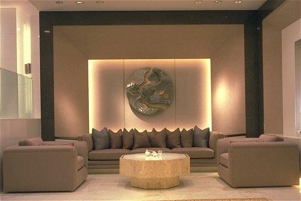 DOWN MODEL 3D FREE: False Ceiling Design for Living Room
