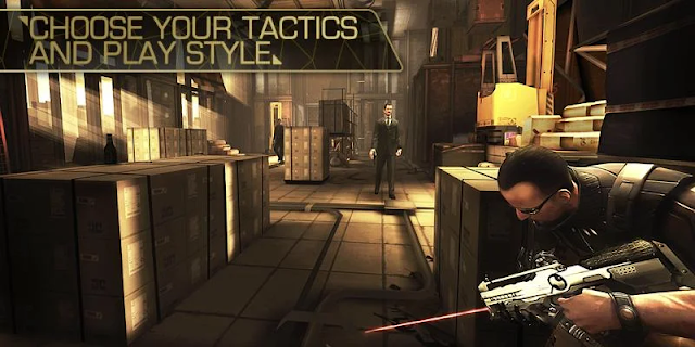 Deus Ex: The Fall APK