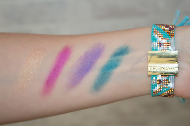 maquillage too faced swatch