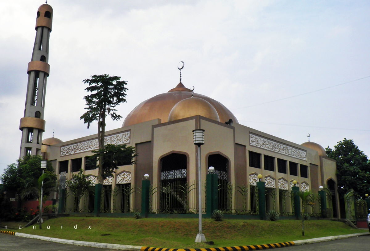 The Capitol Mosque in Marawi City