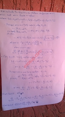 1er contrôle de thermodynamique 1 + corrigé smpc s1 fssm 2007/08